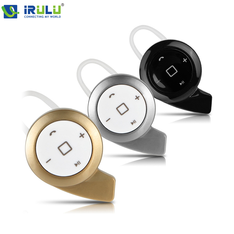 Mini V4.0 Wireles Stereo Headset Bluetooth Earphone Headphone Bluetooth Handfree for iPhone Samsung Free Shipping 2016 New Hot