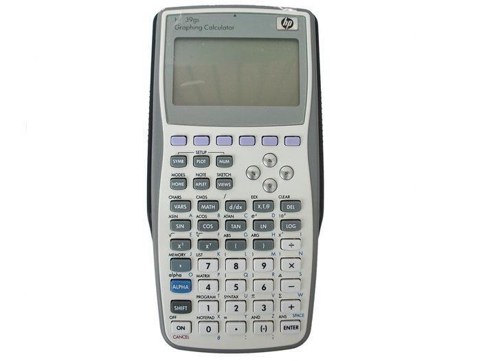 New Original HP 39gs General Purpose Plastic Graphic Calculator Teach SAT/AP Test Scientific Calculator Calculadora Cientifica