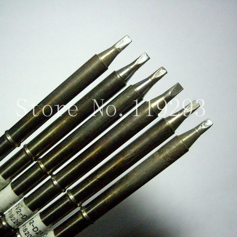 [SA]Japanese white HAKKO T12-D24, T15-D24 unleaded soldering iron tip , welding head--10PCS/LOT<br><br>Aliexpress