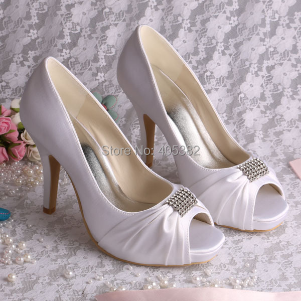 Home > Dyeable Wedding Shoes - All Styles Wholesale Bridal Supplier of Popular & Trendy bridal jewelry, headpieces, veils and wedding accessories. Best Prices & Selection.