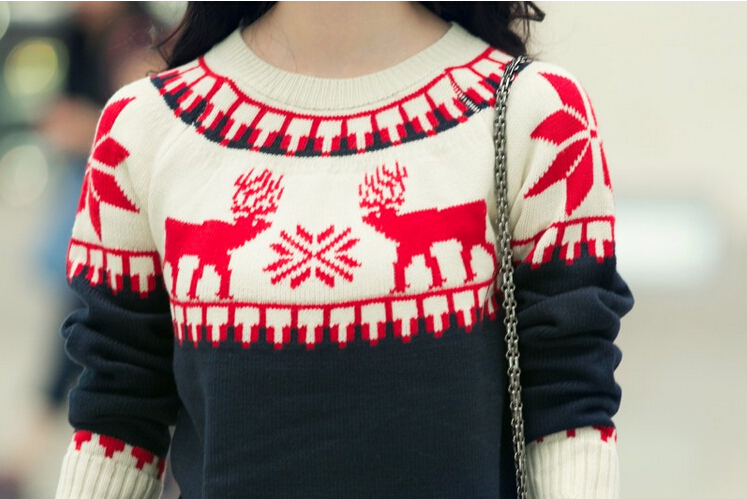 holiday sweaters vintage