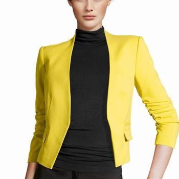 Пиджак женщин , красочный женский пиджак и пиджак feminino для женщин куртка бесплатная доставка