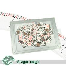 Frame Up FREE SHIPPING-Eragon Close Up Prediction Magic Tricks magia magie toys retail and wholesale(China (Mainland))