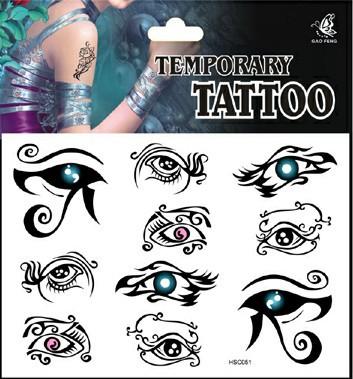 versandkosten neuen 2015 wasserdicht tattoos body gemalt fake tattoos rot ph nix in morgen augen. Black Bedroom Furniture Sets. Home Design Ideas