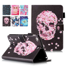 Fashion pattern Smart Flip Cover For Apple iPad mini 1 2 3 funda case shell skin with Card Holder+Screen Protector+ stylus pen(China (Mainland))