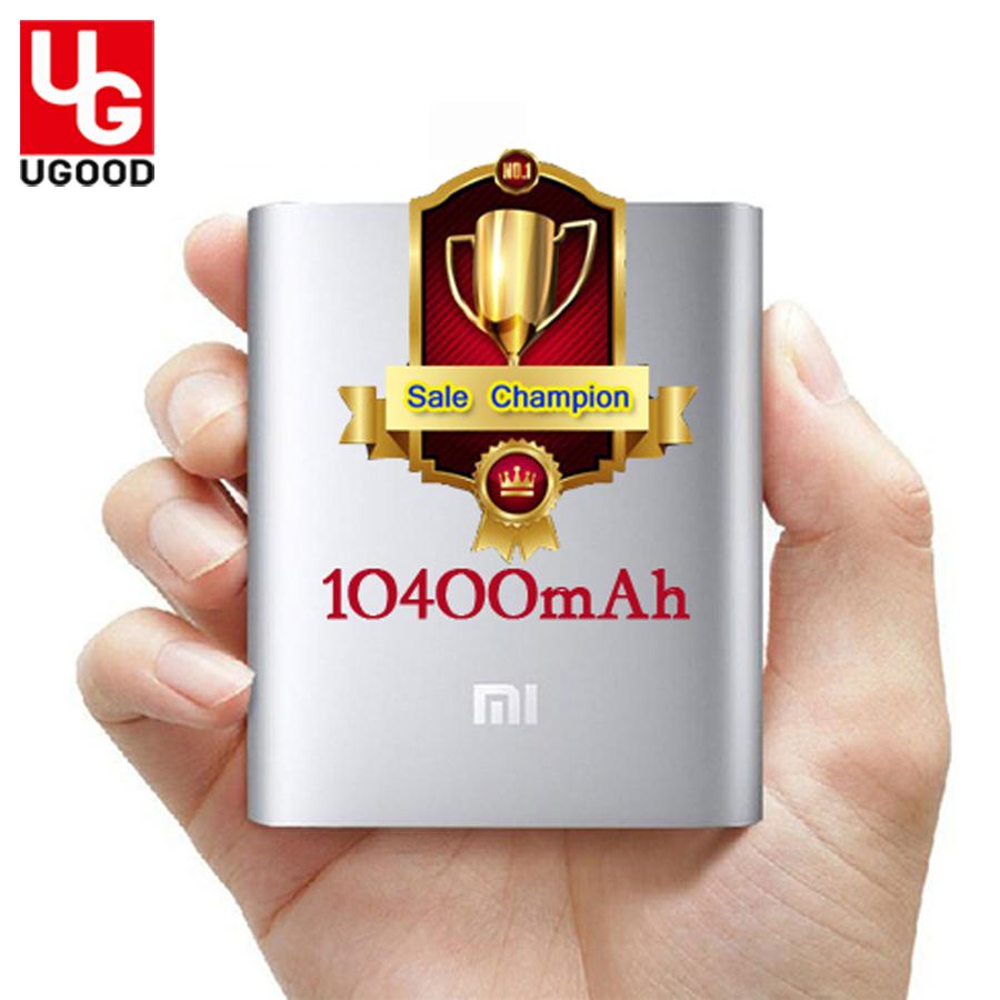 Original Xiaomi Power Bank 10400mAh For Xiaomi Redmi 2 Mi4 Mi Note MiNote M2 M2A M2S M3 Red Rice Smartphone Xiaomi Pad Mi Pad(China (Mainland))
