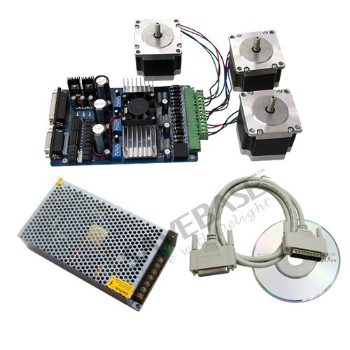 Savebase cnc kit 3 axis tb6560 stepper motor driver mill for 3 axis servo motor kit
