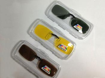2 pcs 2013 New Brand Designer  Polarized  Clip On  GLASSES Driving Eyeglasses Oculos De Sol For Men Women With Special Box