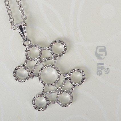 the gallery for gt exo kris symbol necklace
