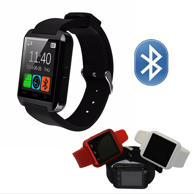 Smartwatch Bluetooth Smart Watch A8 WristWatch digital sport watches for IOS And