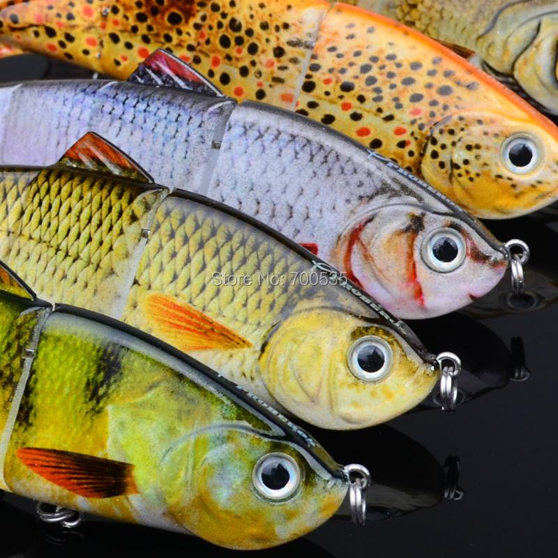 Приманка для рыбалки Sunlure 5 /4 , 12.2cm/4.8/0.59oz/16.9g Swimbait 6# ls5e5HS-007 1pc прикормы для рыбалки 6 5cm 2 6 11 83g 0 42oz лучшие рыболовные снасти 6 черный крюк 5 цветов приманка для рыбалки