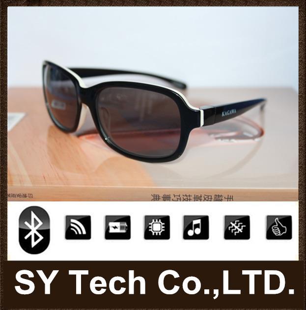Women'fashion Sunglasses Mp3 Player with Bluetooth Hands-free Talk Function Sunglass Headset Sun Glass(China (Mainland))