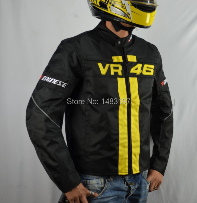 Free shipping,DD Store.Brand Motorcycle & Auto Racing coat.cycling sportwear jacket,cool VR46,OEM(China (Mainland))