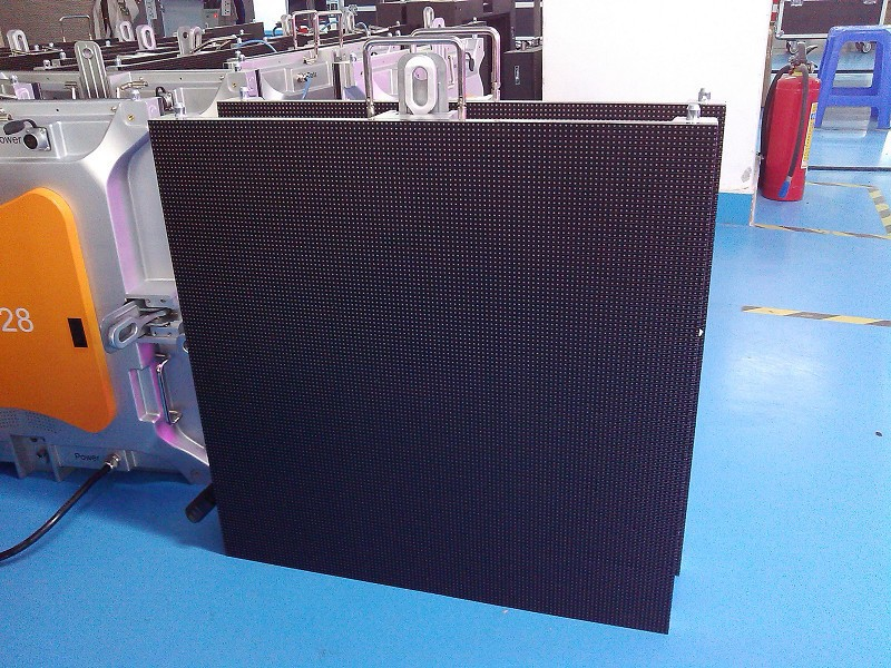 1.15 SQM 5PCS/Pack P2.5 Die-casting Cabinet Indoor P2.5 LED Advertising Sign LED Display 160000 pixel/sqm 64*32 1/16 Scan by DHL(China (Mainland))