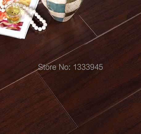 Whole sale!! Good quality dark brown woods grain ceramic floor tiles wooden antique porcelain tiles luxury flooring for bedroom(China (Mainland))