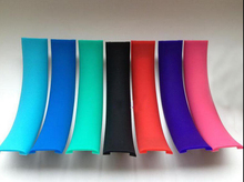 Replacement Headband head band Cushion pad Part For Beats Solo/ Solo HD Top Headband Rubber Cushion By Dr Dre