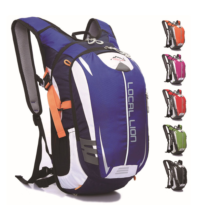 2016 New Riding Backpack Outdoor enquipment 18L Suspension Breathable Outdoor Riding Backpack Riding Bicycle Cycling Bag<br><br>Aliexpress