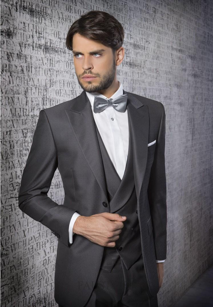 Dark Grey Wedding Suit - Ocodea.com