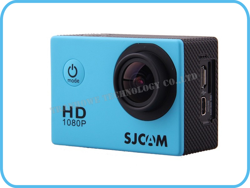 Free shipping Original SJCAM SJ4000 Diving 30M Waterproof extreme HD Sport Action Cam Extra 1pcs battery