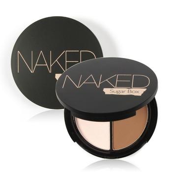 Профессиональный бренд макияж цвет бронзатор и маркер порошок обрезки порошок макияж ...