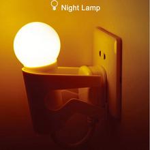 Intelligent light sensor lamp bedroom LED Night Light bedside Wall lamp Creative Design Cute Boy Energy saving light(China (Mainland))