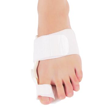 1Pcs Hallux Valgus Orthotics Thumb Corrector Toe Separators Hallux Deformity Aligner Toes Support Bunion Care Bandage Foot Care