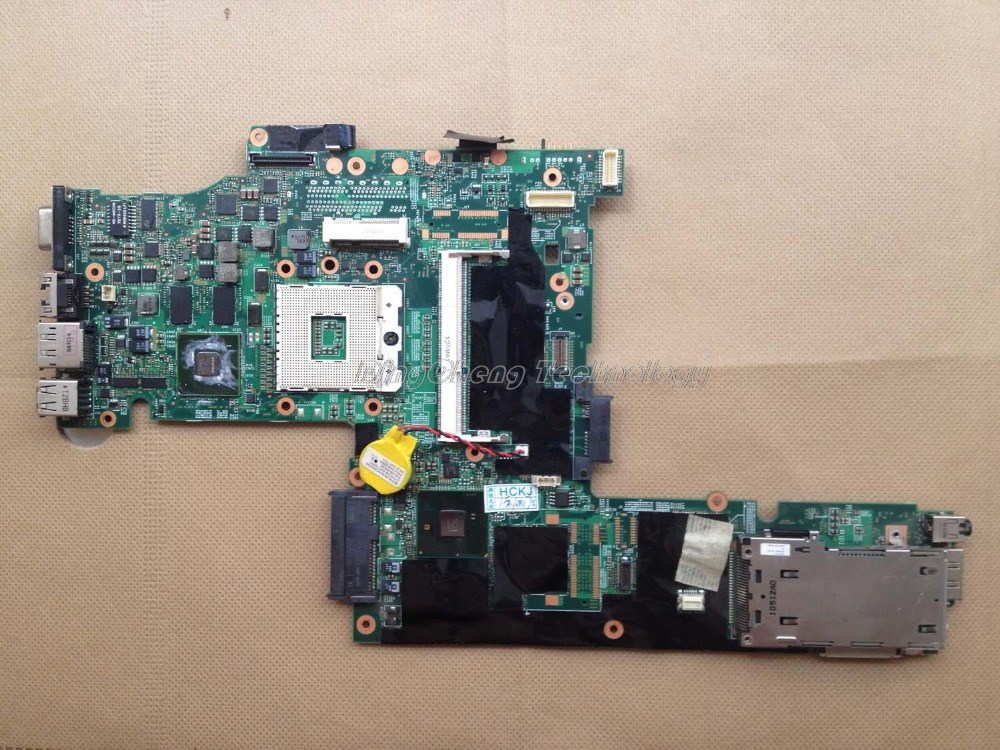 laptop Motherboard/mainboard for Lenovo IBM T410 FRU 75Y4066 with 512M non-integrated graphics card DDR2 100% tested Fully(China (Mainland))
