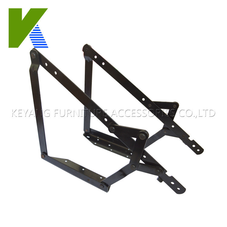 Metal Folding Furniture Hinge For The Extendable Sofa Bed KYA016(China (Mainland))