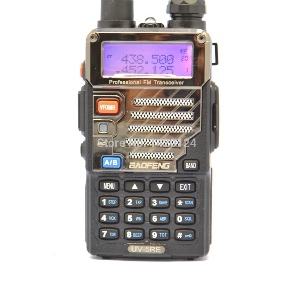 RH-5R Rugged Radios 5-Watt Dual Band (VHFUHF) Handheld Radio