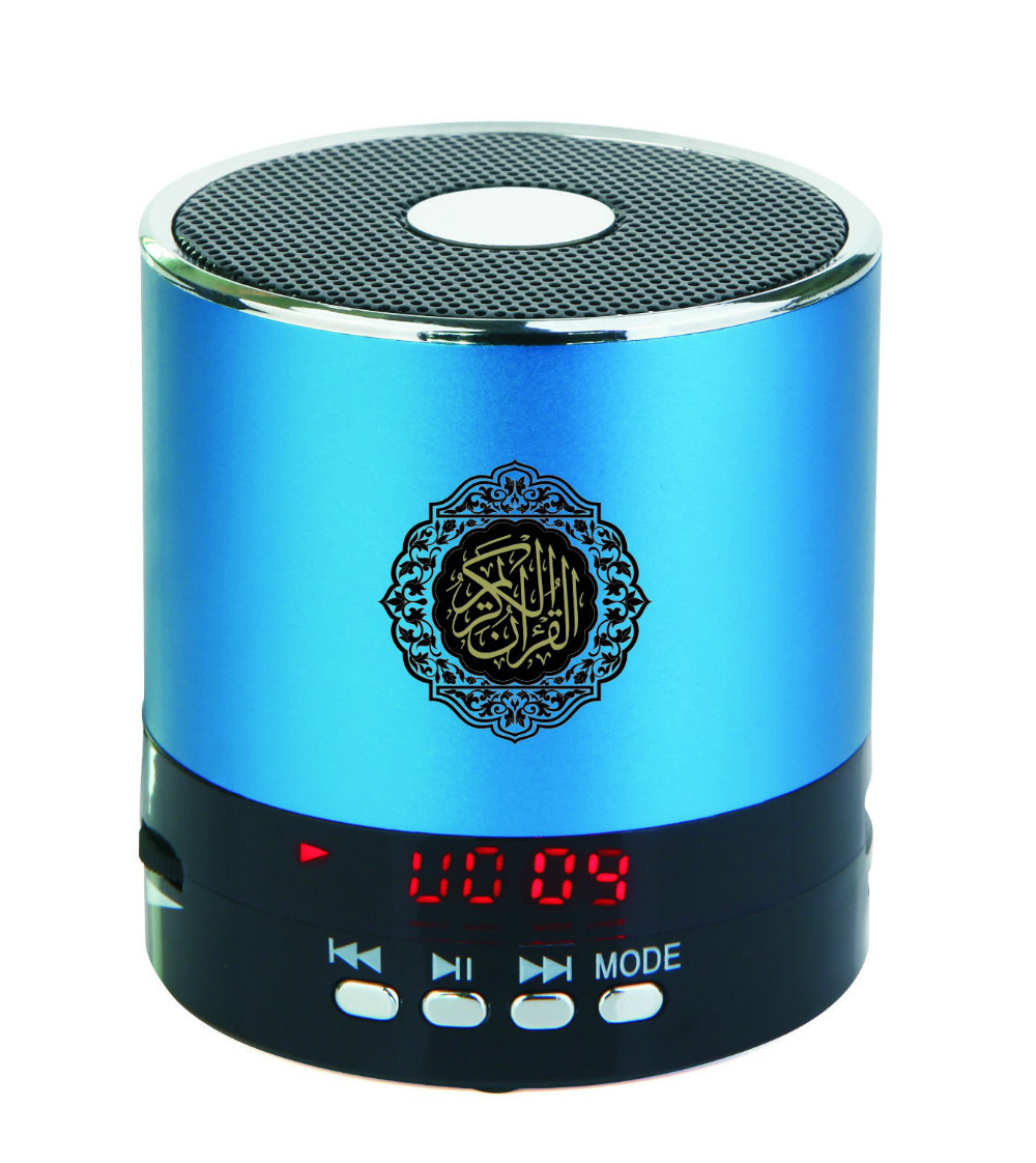 Islamic Gift DigitalHoly Quran Speaker Download The Audio MP3 Special Learning Way For Muslims(China (Mainland))