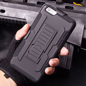 """Armor Belt Clip Holster Hard Case For iPhone 6 Plus Case Cover 5.5"""" / 4.7'' Cover Cases 3pcs/lot=( 1 case + 1 flim + 1 pen )(China (Mainland))"""