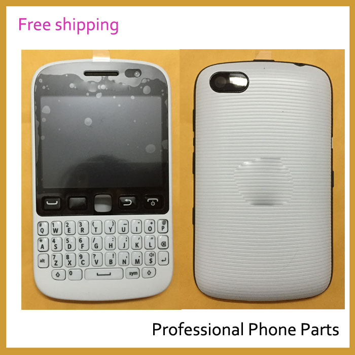 100% Original complete Full Set Housing + keypad +Battery Door Back Cover Case For Blackberry bold 9720 Housing, Free Shipping(China (Mainland))