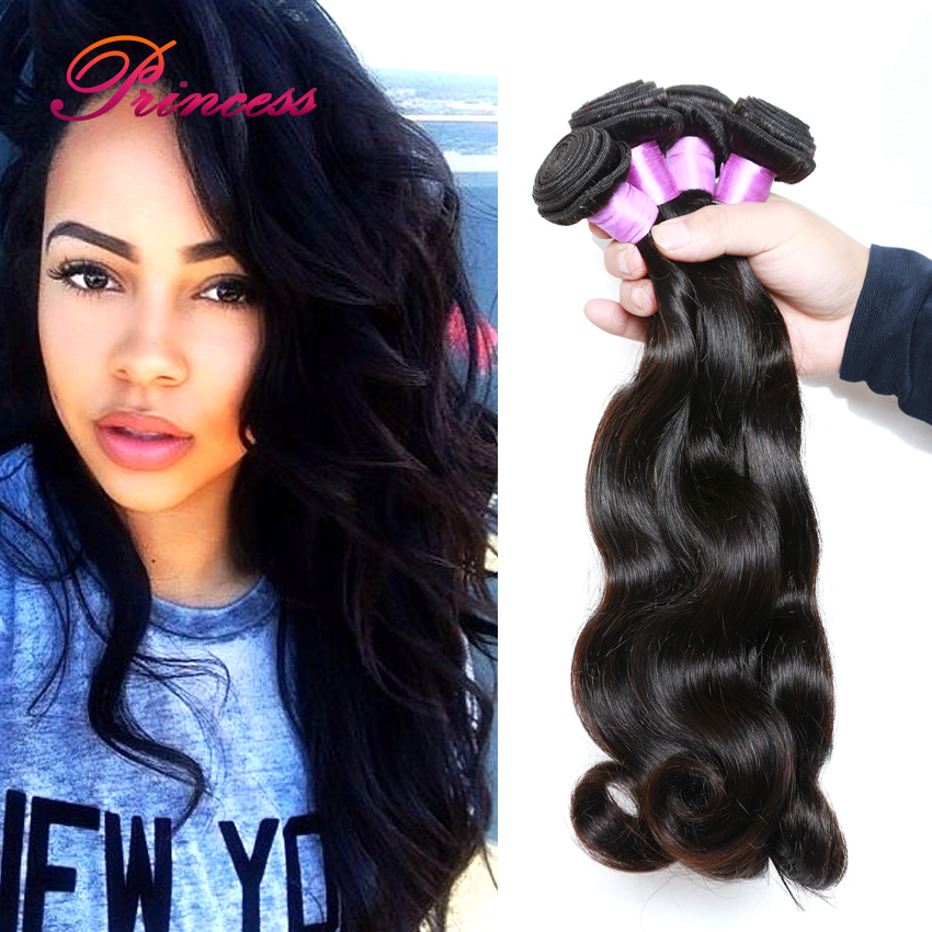 Malaysian Body Wave Unprocessed Malaysian Virgin Hair 4 Bundles Human Hair Weaves 39% Discount Cheap Human Hair Extensions<br><br>Aliexpress