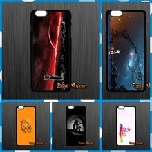 Cartoon Calvin and Hobbes Hard Black Skin Case Cover For iPhone 4 4S 5 5C 5S 6 6S Plus LG G2 G3 G4 HTC One M7 M8 iPod Touch 4 5(China (Mainland))