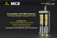 Universal Intelligent Battery Charger