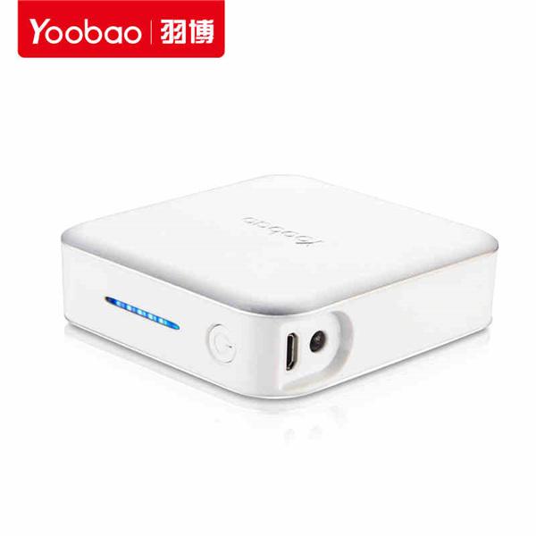 Original Yoobao 7800mAh Power Bank For iPhone 6 6S PLUS Mobile Power For Samsung XIAOMI 5 HUAWEI Phone External Battery Pack(China (Mainland))