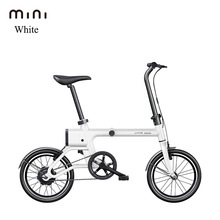 Mini folding electric ebike 36V power recovery smart urban transport Portable lithium battery smart electric motor bicycle(China (Mainland))