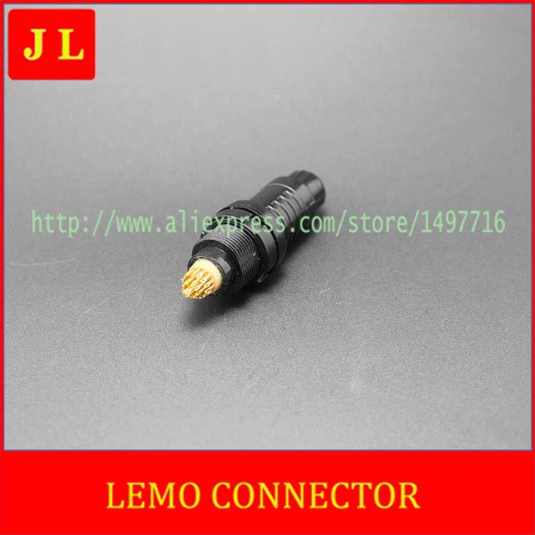 LEMO connector 26pins plug  socket PN;CKB.M26.GLLG/CAB.M26.CLA,LED display installation connector plug sockets, power connector<br><br>Aliexpress
