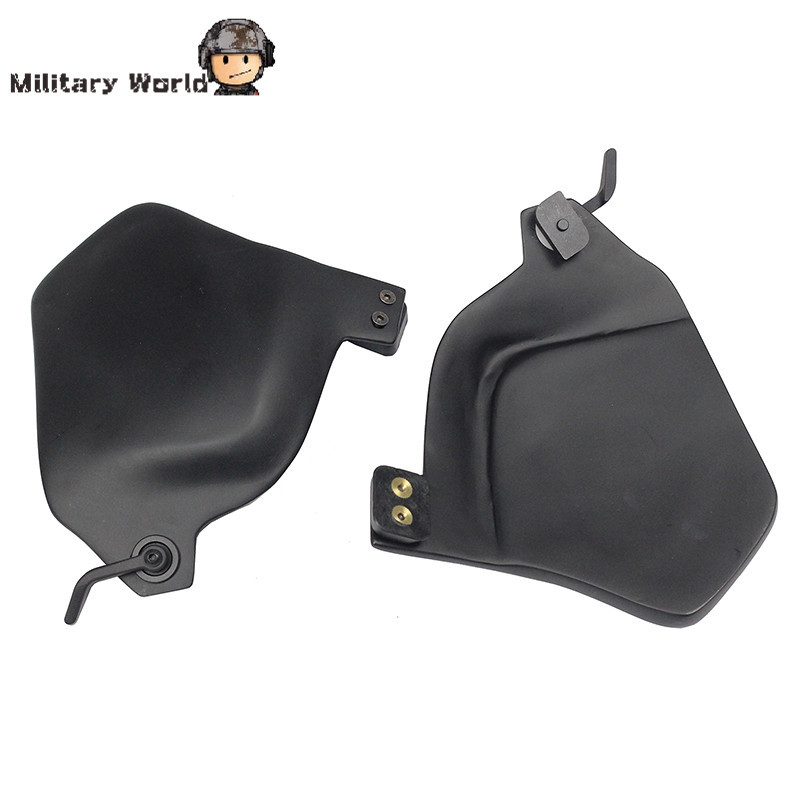 Tactical Military FMA Kevlar Helmet Side Cover Ballistic Hunting Combat Protective Helmet Accessory Tool for Fast Helmet Black(China (Mainland))