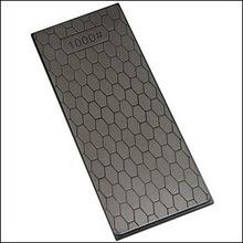 by DHL or EMS 500 pcs thin diamond whetstone sharpening stone knife sharpener 1000#(China (Mainland))