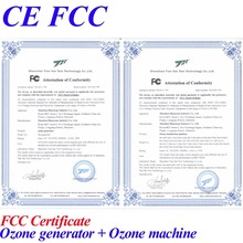 CE EMC LVD FCC fruit vegetable sterilizing machine