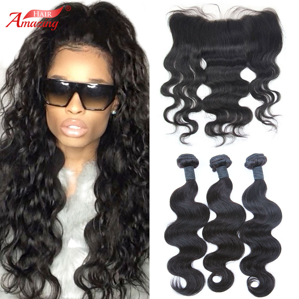 Weave Human Hair Body Wave 107