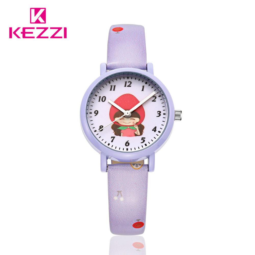 Kezzi Kids' Wrist Watches K667 Quartz Analog Cartoon ...