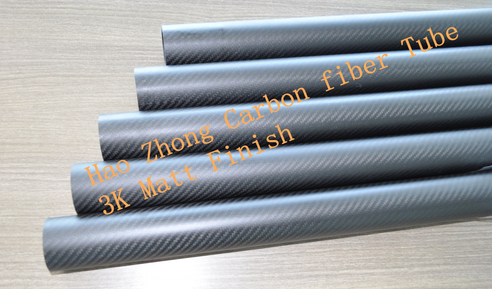 4 pcs 22MM OD x 18MM ID Carbon Fiber Tube 3k 500MM Long with 100% full carbon, (Roll Wrapped) Quadcopter Hexacopter Model 22*18<br><br>Aliexpress