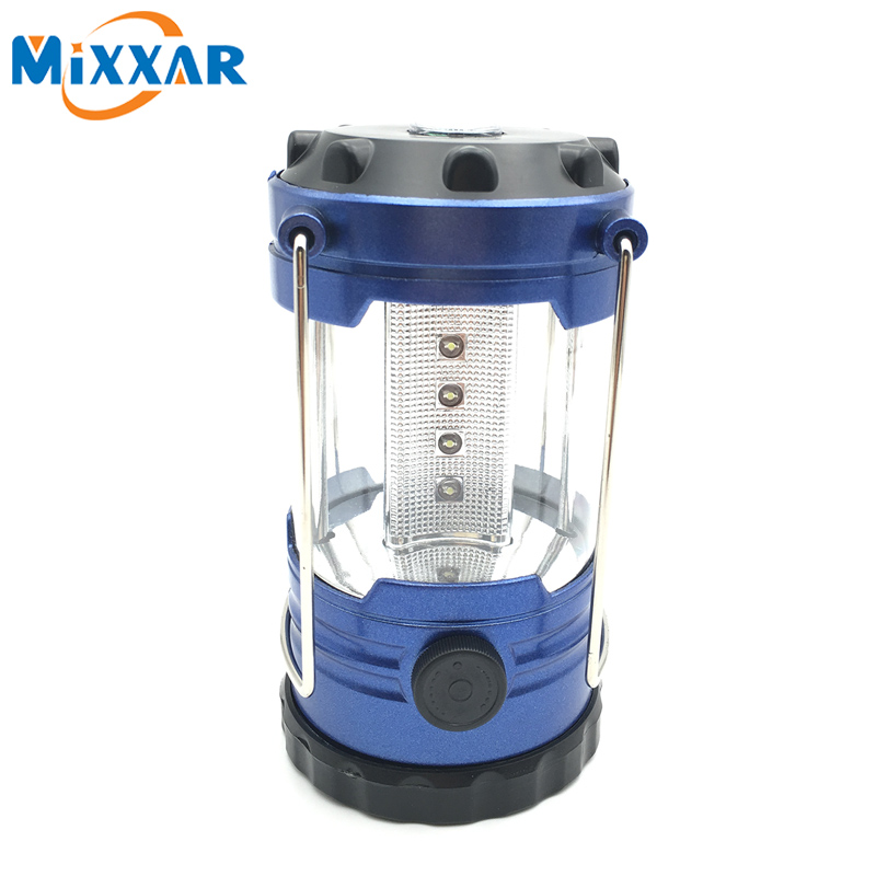RUZK58 Super Bright Lightweight 12 LED Camping Lantern Outdoor Portable Lights Water Resistant Camping Lighting Lamp(China (Mainland))