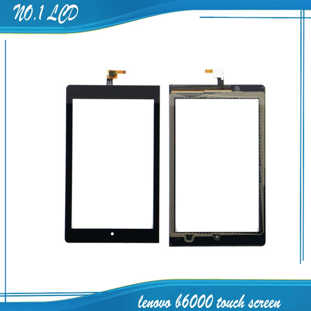 8 inch touch screen For Lenovo Yoga Tablet 8 B6000 touch Screen with digitizer Free shipping + Track number<br><br>Aliexpress