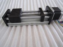 Buy GGP 1610 600mm ball screw Sliding Table effective stroke Guide Rail XYZ axis Linear motion+1pc nema 23 stepper motor for $132.50 in AliExpress store