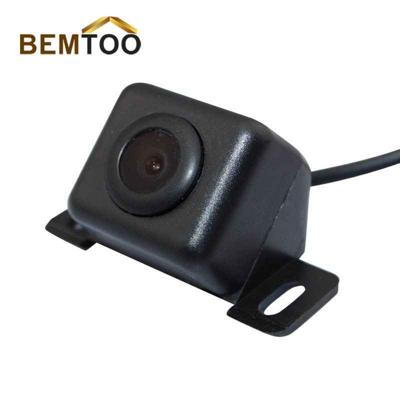 Brand New Anti Fog Glass Waterproof Car Front Camera For Parking camera, Drop Shipping Wholesale(China (Mainland))