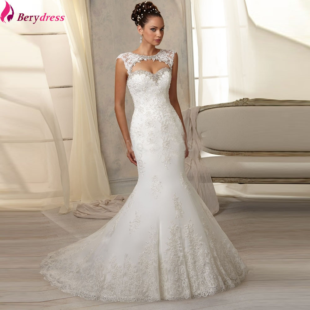 Buy top online new design sweetheart with for Lace top plus size wedding dress