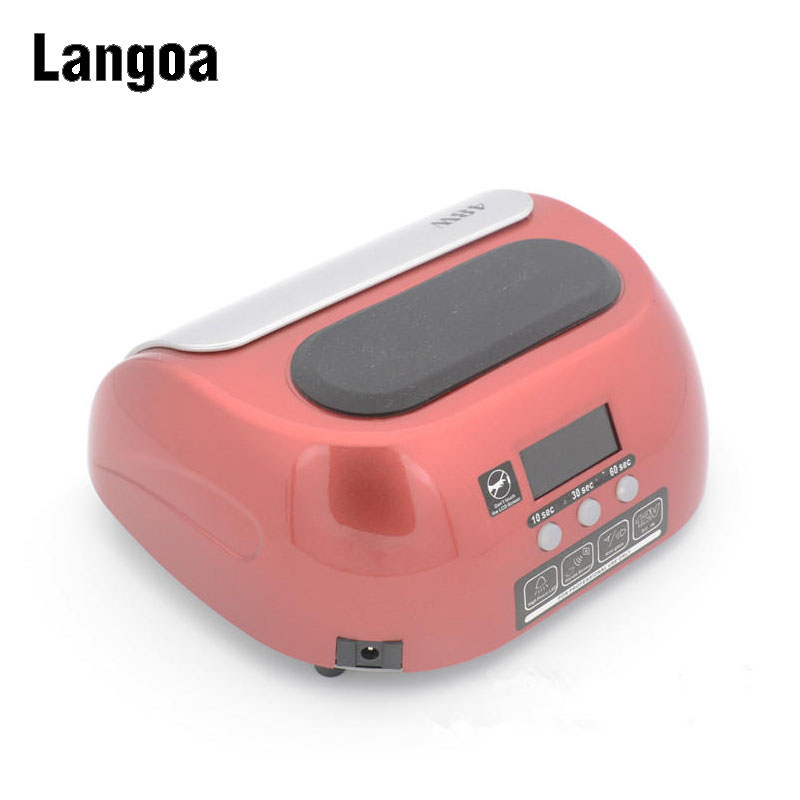 18K 48W 48W Professional LED Lamp Light Automatic Sensor Nail Dryer LED Nail Gel Curing LED Lamp For Manicure(China (Mainland))